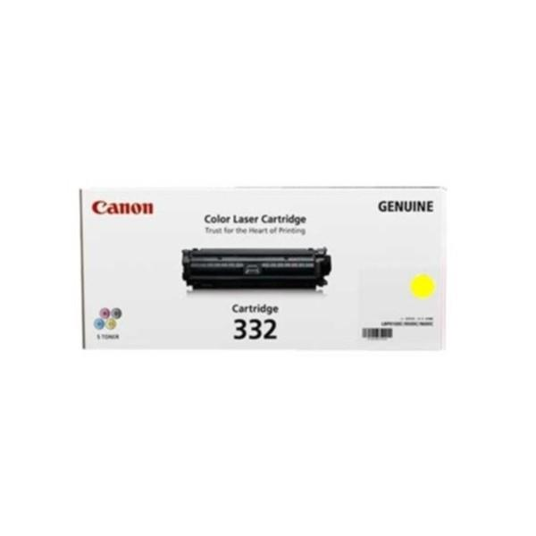 CANON 332 Yellow /Magenta/ Cyan Toner Cartridge
