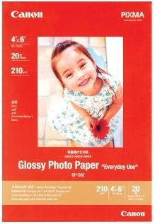 CANON 4R 210GSM GLOSSY PHOTO PAPER (GP-508) 100 SHEETS