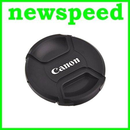 New Canon 55mm Snap On Lens Cap for Canon Lens Digital Camera