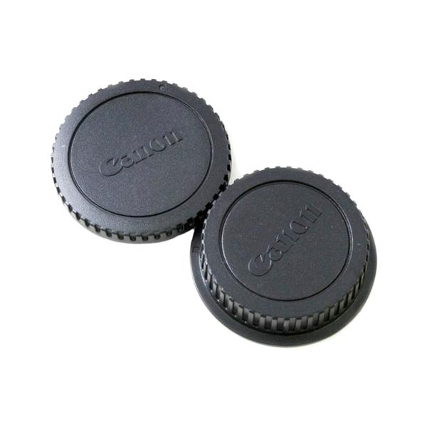 Canon Body and Rear Lens Cap