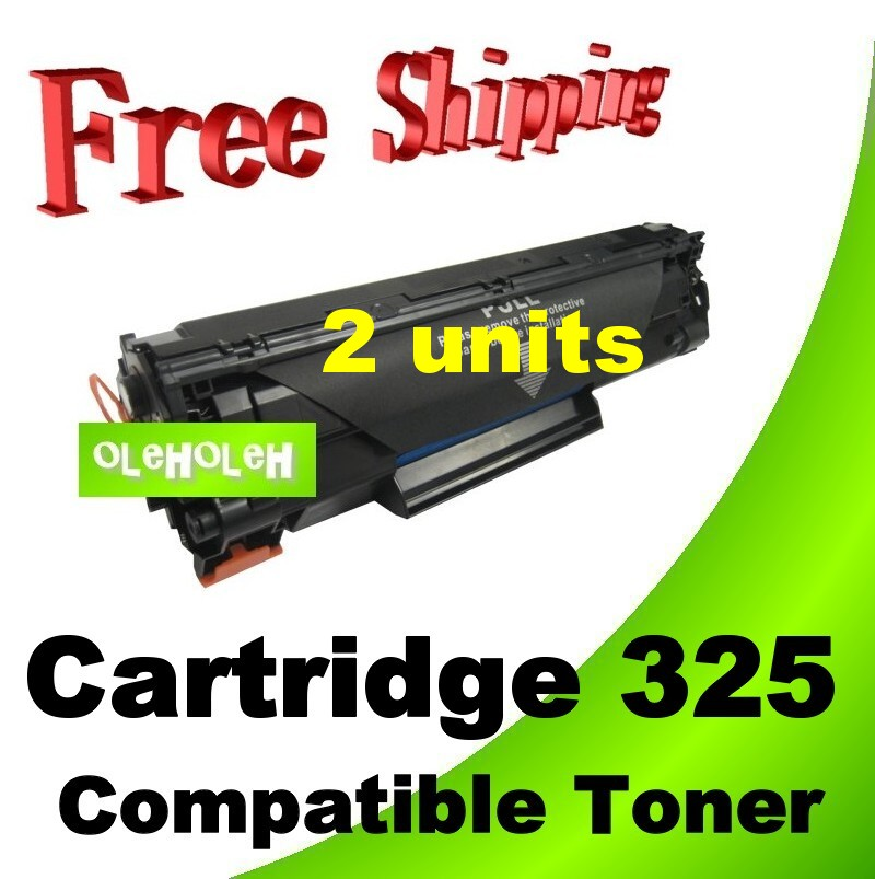 Canon Cartridge 325 Canon325 Cart 325 Compatible Toner MF3010 CRG 325