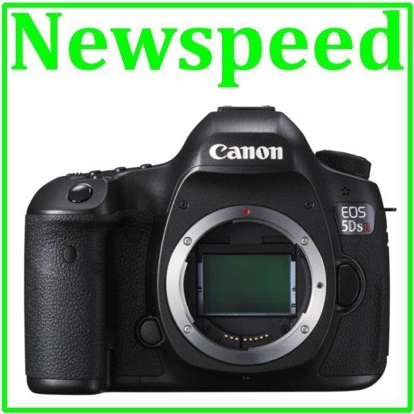 New Canon EOS 5DS R Body DSLR Camera (Canon MSIA)