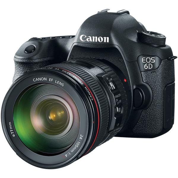 CANON EOS 6D (EF 24-105 L IS) CANON MALAYSIA