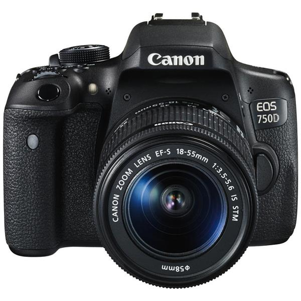 CANON EOS 750D (EFS 18-55 IS STM) CANON MALAYSIA