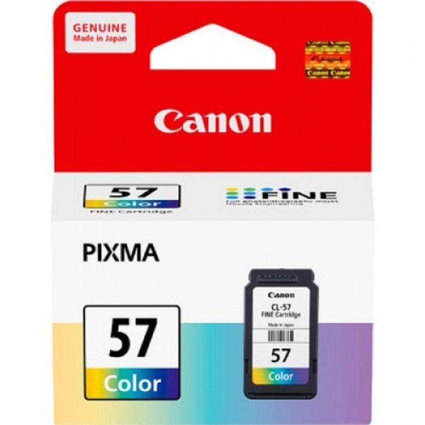 Canon  Ink Cartridge CL-57