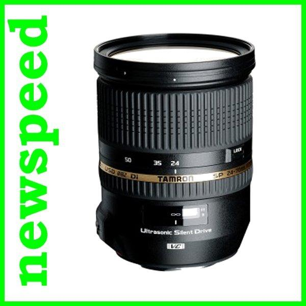 New Canon Mount Tamron 24-70mm F2.8 SP Di VC USD Lens