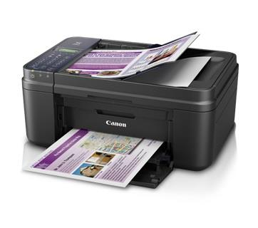 Canon PIXMA E480 Printer - Print/Scan/Copy/Fax/Wifi
