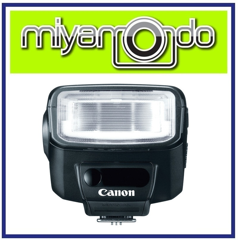 NEW Canon Speedlite 270EX II Flash Light For Canon DSLR Camera