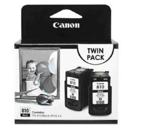CANON TWIN COMBO VALUE INK CARTRIDGE,  PG-810