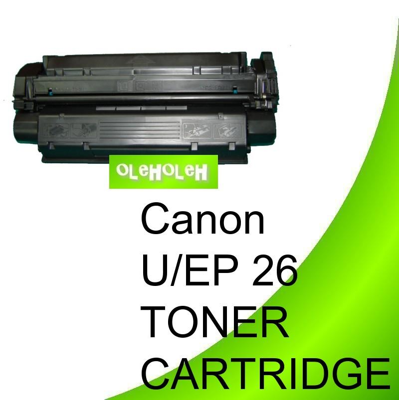 Canon U/EP 26 Compatible Toner For Canon LBP3200 MF3110