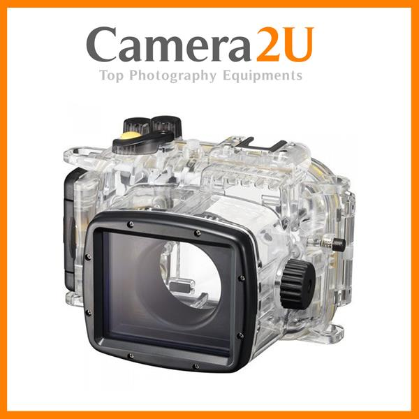 Canon WP-DC55 Waterproof Case for G7 X Mark II G7X MK2