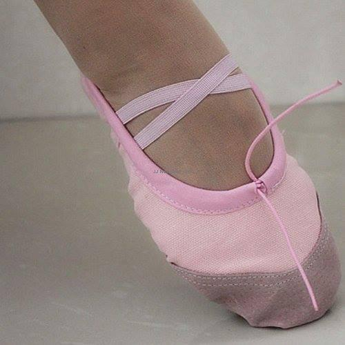Canvas Ballet Dance Yoga Gymnastics Shoes Size : 29