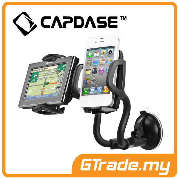 CAPDASE Car Phone Holder Duo Samsung Galaxy S7 S6 Edge S5 S4 S3 S2