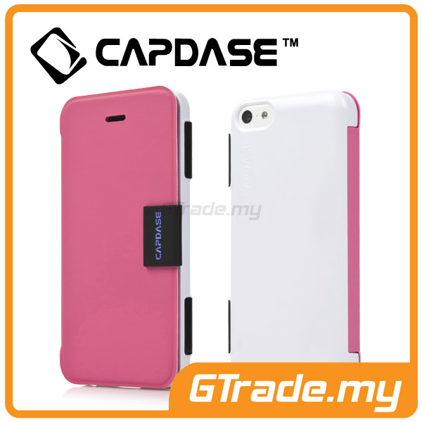 CAPDASE K.J Sider Elli Case | Apple iPhone 5C PK.White