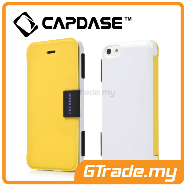 CAPDASE K.J Sider Elli Case | Apple iPhone 5C YL.White