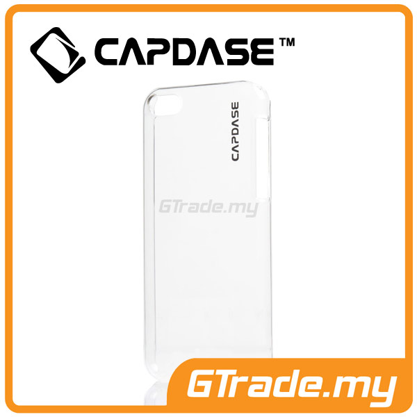 CAPDASE Karap.J. Case Finne DS Apple iPhone 5C Clear