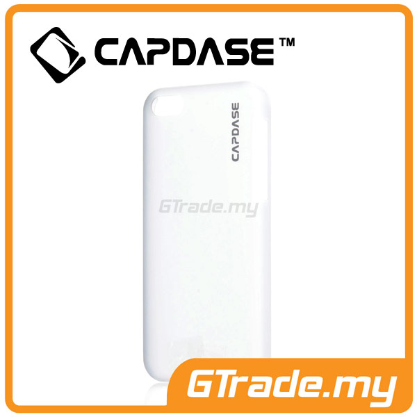 CAPDASE Karap.J. Case Finne DS Apple iPhone 5C T.White