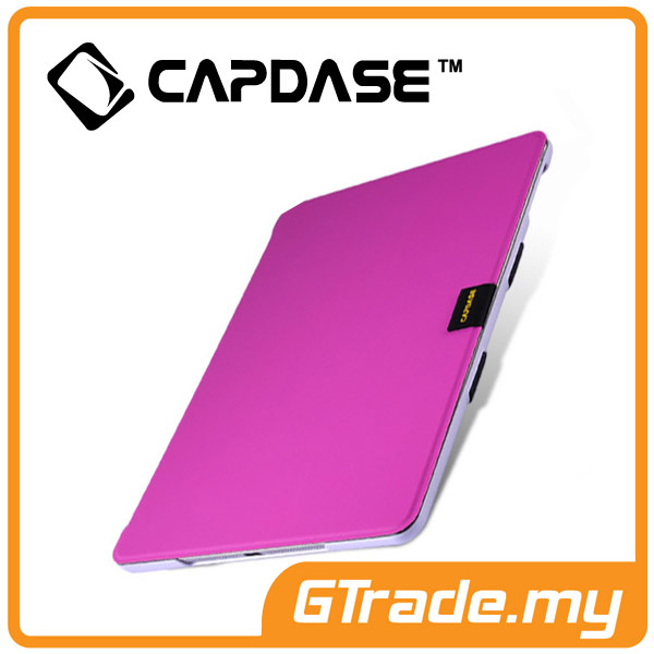 CAPDASE Karapace Jacket Case Sider Elli | Apple iPad Air - Purple