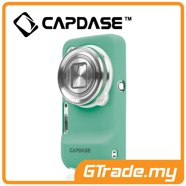 CAPDASE Karapace Jacket Case Touch | Samsung Galaxy S4 Zoom - Green