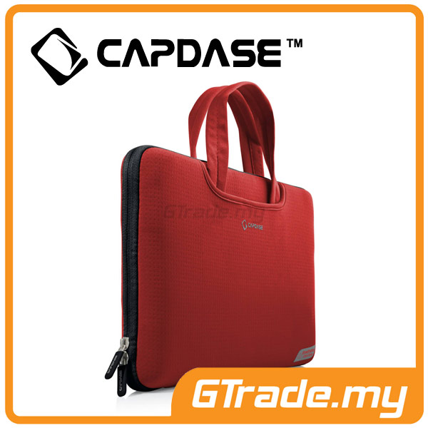 CAPDASE ProKeeper Carria Bag Case | Apple MacBook Air PRO 15' - Red