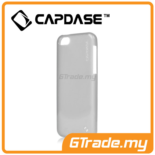 CAPDASE Soft.J. Case Lamina Apple iPhone 5C T.Black