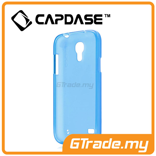 CAPDASE Soft Jacket Case Xpose | Samsung Galaxy S4 Mini - Tinted Blue