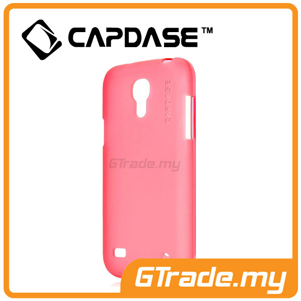 CAPDASE Soft Jacket Case Xpose | Samsung Galaxy S4 Mini - Tinted Red