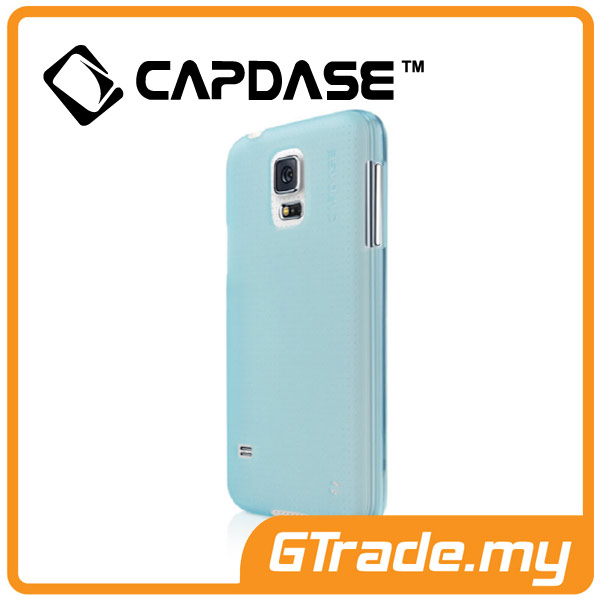 CAPDASE Soft Jacket Case Xpose Samsung Galaxy S5 T.Blue