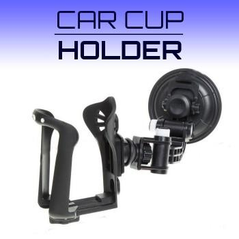 Car Cup Holder with Suction