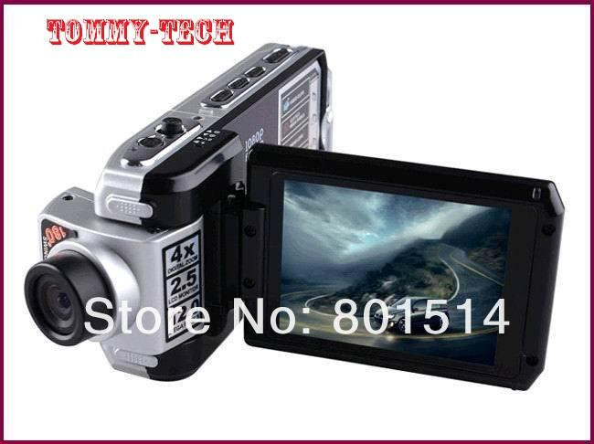Car DVR Camera F900 With 2.5'' LCD 1080P Video Voice Recorder