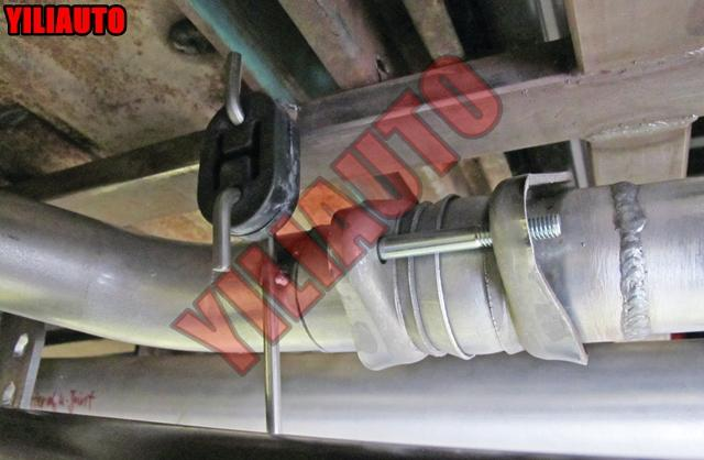 Car Lorry Exhaust Pipe Rubber Hanger