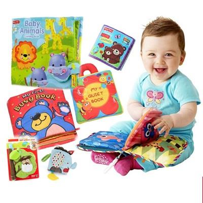 Cardboard Young Children Books/ Baby Cloth Books/ Lamaze / Magnet Book