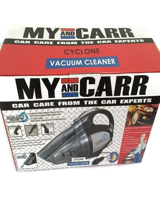 My And Carr Hi-Power 12V Car Cyclone Vacuum Cleaner A2
