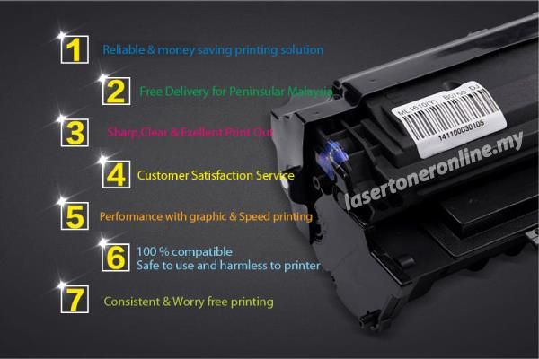 MY Cartridge 315/CRG315/CRG Compatible Canon LBP3310 LBP3370 Toner