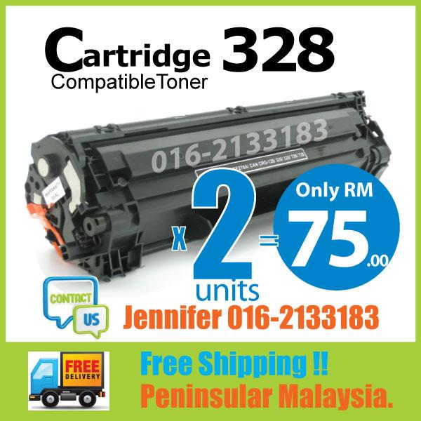 MY Cartridge 328/CRG Compatible-Canon MF 4412/4400/4420/4550/4570/4580