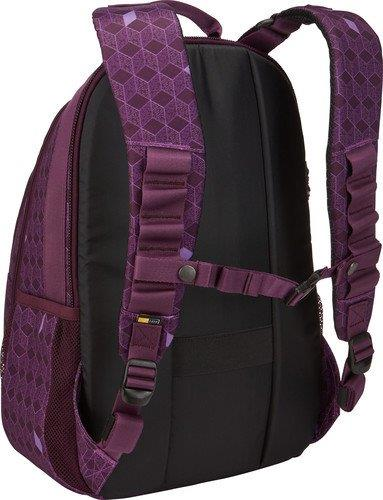"CASE LOGIC BERKELEY II 15.6"" LAPTOP + TABLET BACKPACK BPCA315 - PURPLE"