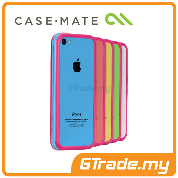 CASE-MATE Hula Bumper Case | Apple iPhone 5C - Pink
