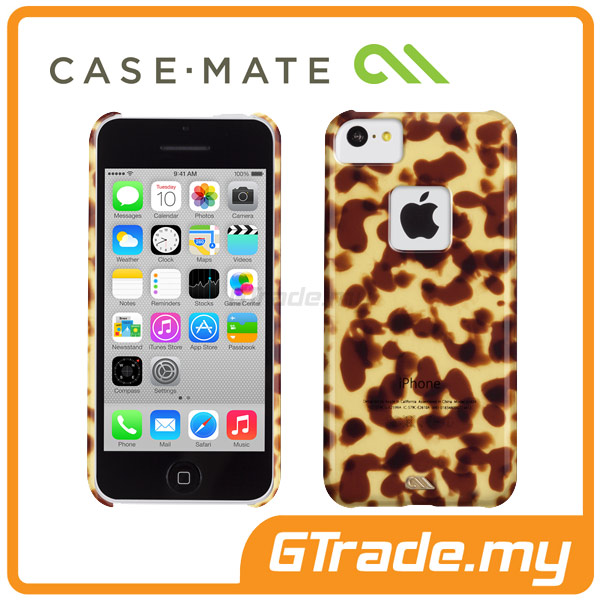 CASE-MATE Tortoise Shell Case | Apple iPhone 5C