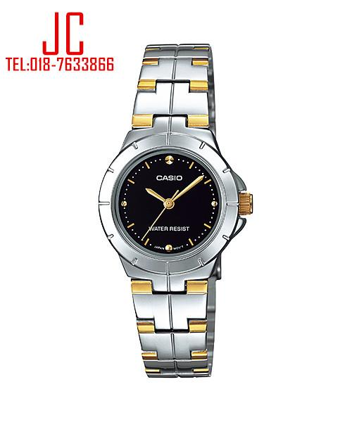 CASIO ANALOG LADIES LTP-1242SG-1C