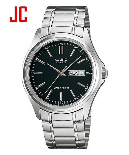 CASIO ANALOG MAN DAY-DATE MTP-1239D-1A
