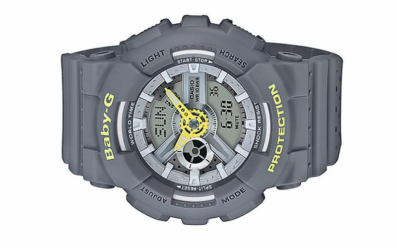 Casio Baby-G Punching Pattern Series BA-110PP-8ADR