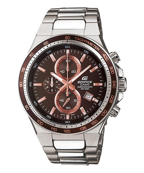 CASIO EDIFICE EF-546D-5A CHRONOGRAPH WATCH