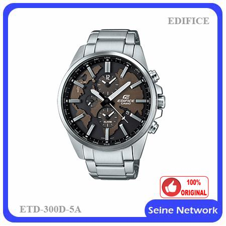 CASIO EDIFICE ETD-300D-5A WATCH【ORIGINAL】