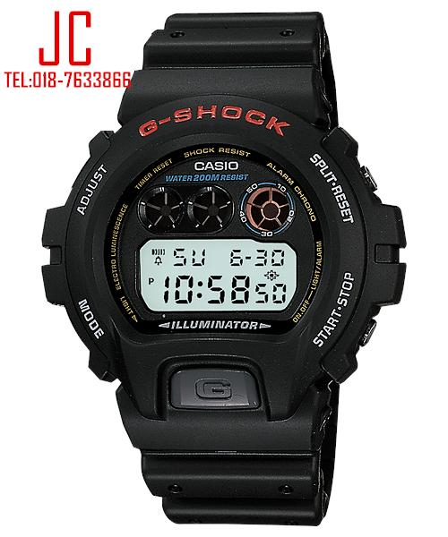CASIO G-SHOCK DW-6900-1VH ☑ORIGINAL☑