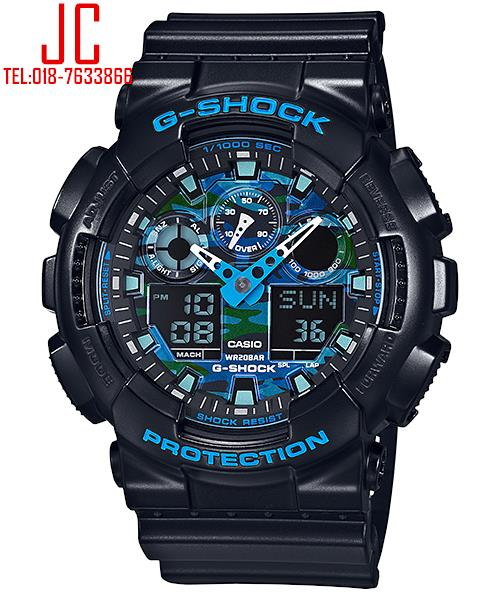 CASIO G-SHOCK GA-100CB-1A ☑ORIGINAL☑