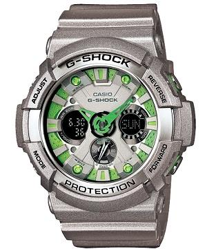 CASIO G-SHOCK GA-200SH-8A SEMI GLOSY COATING