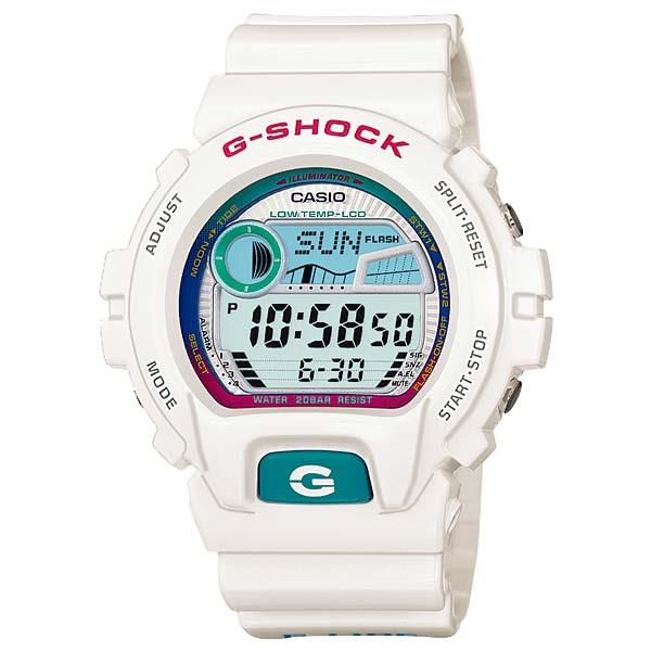 Casio G-Shock GLX-6900-7DR EL Flash Alert Resin Watch With Warranty