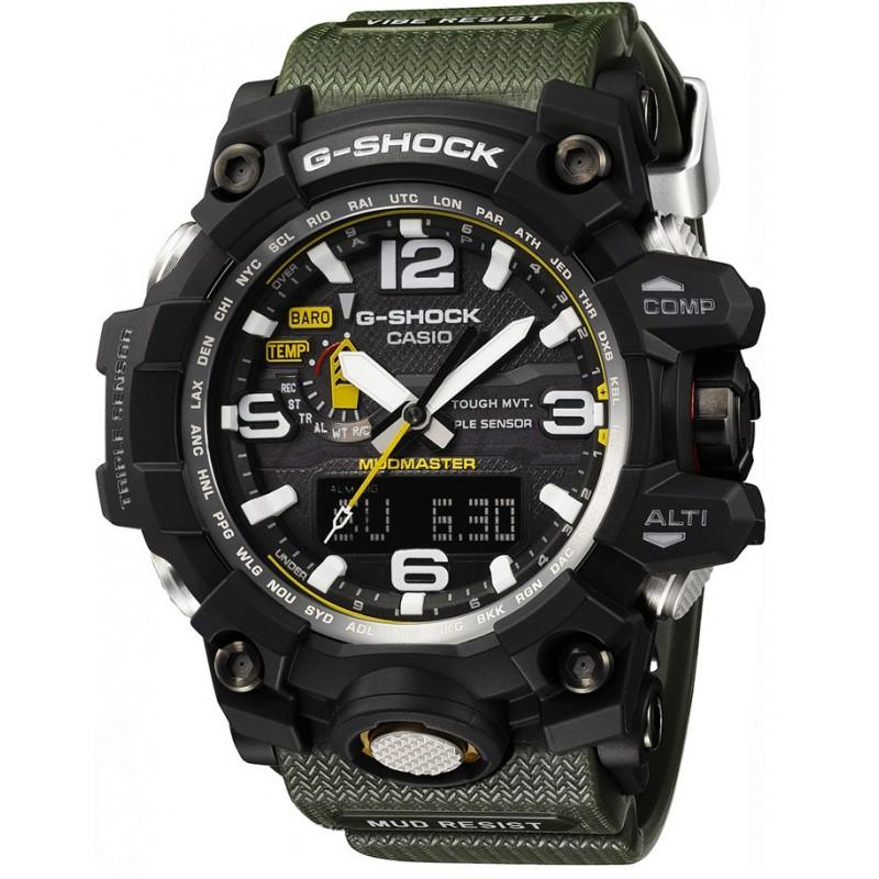 Casio G-Shock Mudmaster GWG-1000-1A3DR (Brand New and 100% Genuine)