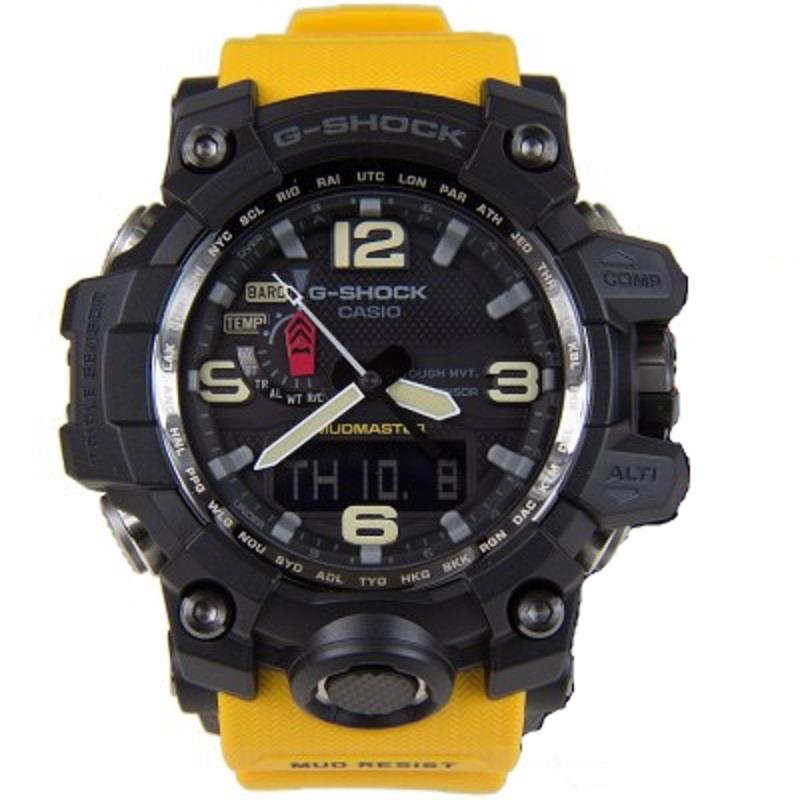 Casio G-Shock Mudmaster GWG-1000-1A9 Watch(Brand New and 100% Genuine)