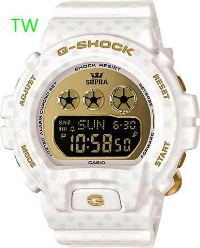 CASIO G-SHOCK x SUPRA GMD-S6900SP-7 LIMITED MODEL ORIGINAL